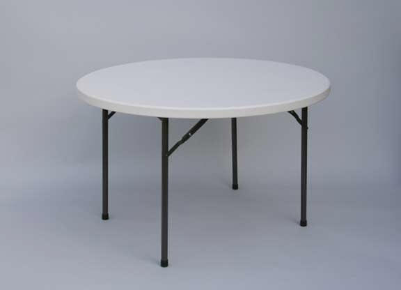 Round Plastic Folding Tables